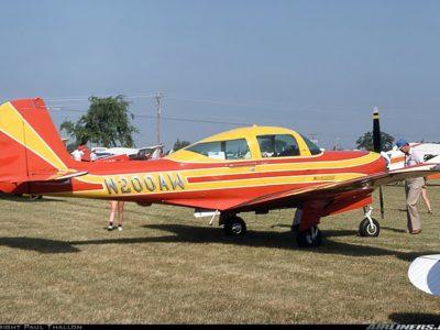 Meyers 200 N200AW