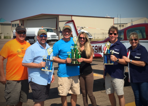 Team Meyers Wins FAC1RG Class in the Galveston 150 Texas Twister