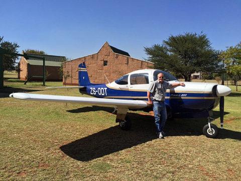1966 Meyers 200D – ZS-ODT – South Africa based