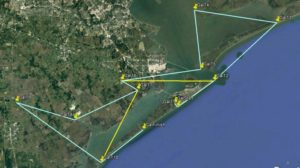 Galveston 150 Race Course