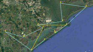 Galveston 150 Race Course