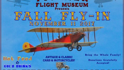 2017 Pioneer Flight Museum Fall Fly-In