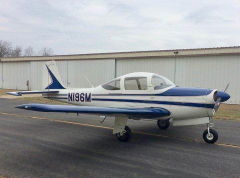 1964 Meyers 200C – N196M