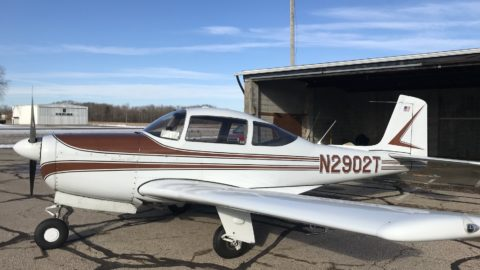 1966 Meyers 200D – N2902T
