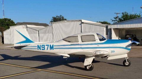 1966 Meyers 200D – N97M – IO-550 upgrade