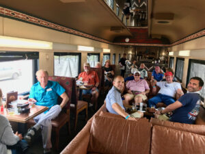 2020 Fly-in Verde Canyon Railroad